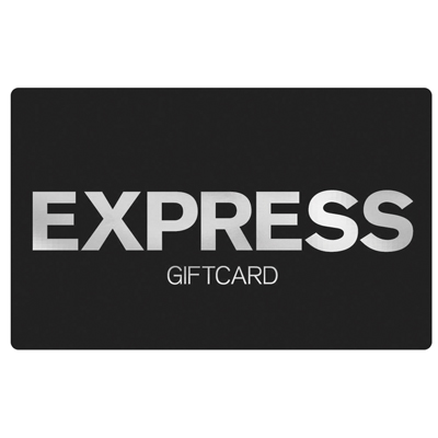 EXPRESS<sup>®</sup> $25 Gift Card – Shop for the latest in women's and men's clothing from Express.